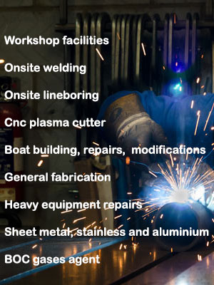 For for all your welding needs call Weldpro - Gracemere