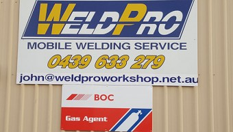 BOC Gass Agent for Rockhampton and Gracemere, contact Weldpro